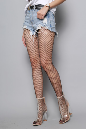 GET LOST IN FISHNET STOCKINGS image