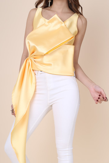 STATEMENT LEGACY TOP (YELLOW) image