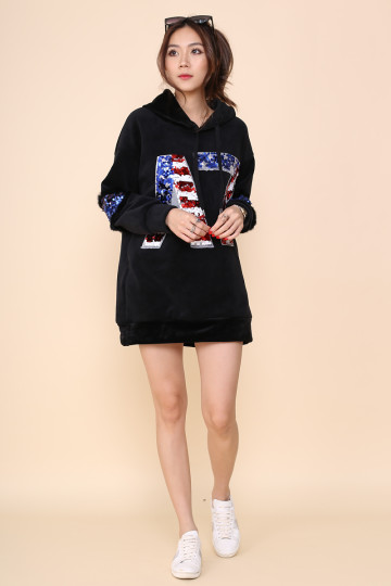 ELEANOR'S A7 HOODIE (PREMIUM)(BACKORDER) *STAR PICK* image