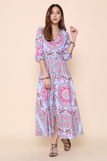 GILI ISLAND MAXI DRESS image