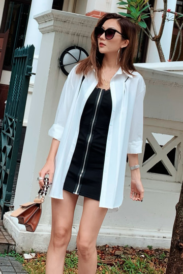 RAIDER 2-PIECE SHIRT DRESS (PREMIUM) image