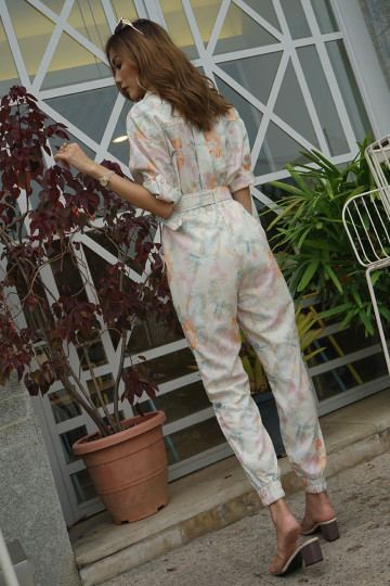 ONE OF A KIND GARDEN JUMPSUIT (PREMIUM) image
